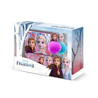 Diário Frozen com Bloco, Chave e Caneta