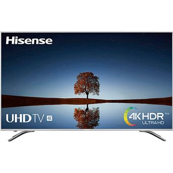 Smart TV Hisense UHD 4K 50A6500 127cm