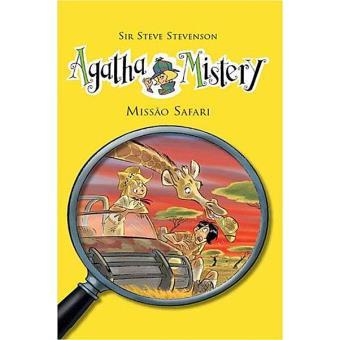 Agatha Mistery - Livro 8: Missão Safari