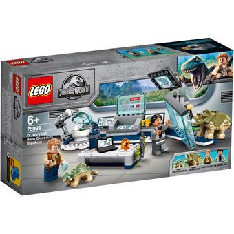 LEGO Jurassic World 75939 Laboratório do Dr. Wu: A Fuga dos Dinossauros Bebés