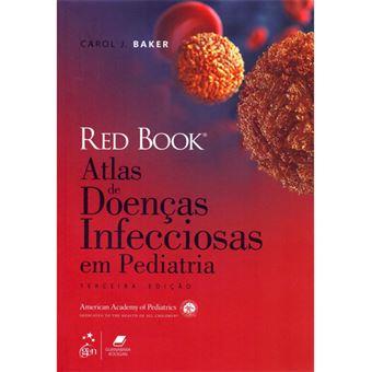 Red Book: Atlas de Doenças Infecciosas em Pediatria