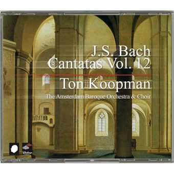 Complete Bach Cantatas 12