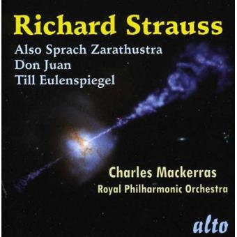 R. Strauss: Also Sprach Zarathustra, Don Juan & Till Eulenspiegel