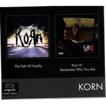 The Path Of Totality / Korn III:Remember Who You Are (2CD)