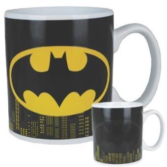 Batman Comics - Caneca Térmica Logo