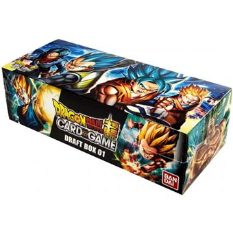 Pack Dragon Ball Super 01