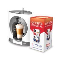 Máquina de Café Krups Dolce Gusto Oblo - Branco
