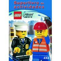LEGO City - Superlivro de Actividades
