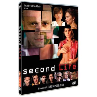 Second Life - DVD