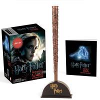 Mini Kit Hermione's Wizard Wand + Sticker Book