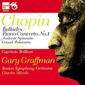 Ballades/piano Concerto N