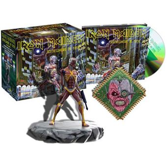 Somewhere in Time Collector's Edition - CD