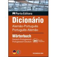 Dicionário Mini de Alemão-Português / Português-Alemão