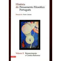 História do Pensamento Filosófico Português Vol 2