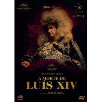 A Morte de Luís XIV - DVD