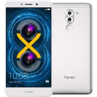 Smartphone Honor 6X powered by Huawei - Silver