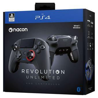 Nacon Comando Wireless Revolution Unlimited Pro - PS4