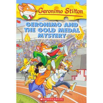 Geronimo Stilton: Geronimo and the Gold Medal Mystery