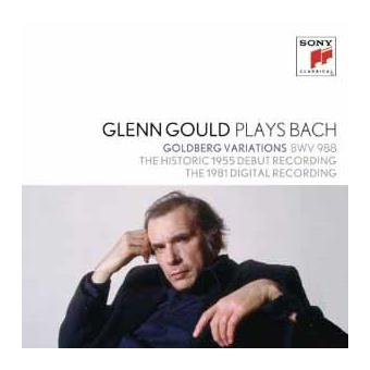 Bach | Goldberg Variations (The Historic 1955 Debut Recording & The 1981 Digital Recording) (2CD)