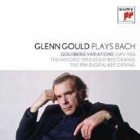 Bach | Goldberg Variations - The Historic 1955 Debut Recording & The 1981 Digital Recording - 2CD
