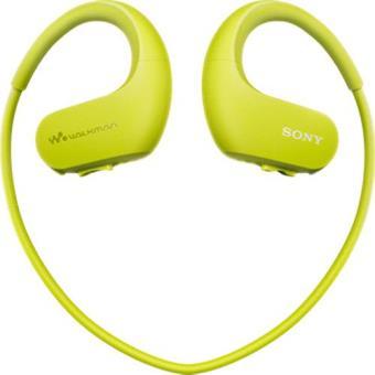 Sony Auriculares MP3 Aquático NW-WS413G 4GB (Verde Lima)