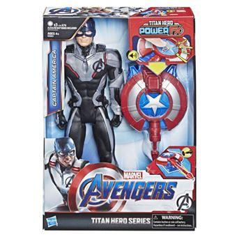 Figura Avengers Titan Hero FX Capitan America - Hasbro
