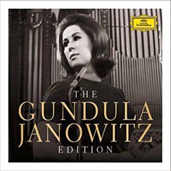 The Gundula Janowitz Edition (14CD)