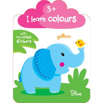 Easy Starters + 3 Anos - I Learn Colours