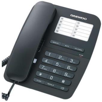 Daewoo Telefone Com Fios DTC-240