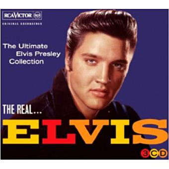 The Real ... Elvis Presley (3CD)