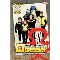 Novos X-Men - Livro 3: Ómega