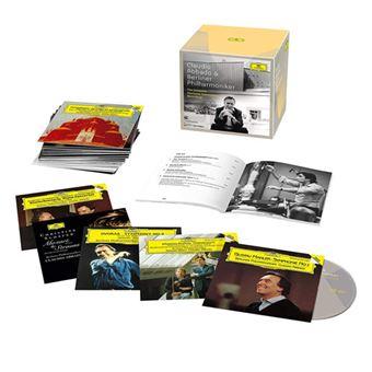 Claudio Abbado & Berlin Philharmoniker: The Complete Recordings on Deutsche Grammophon - 60CD