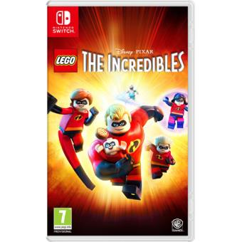 LEGO The Incredibles Nintendo Switch