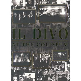 dvd il divo at the coliseum gratis
