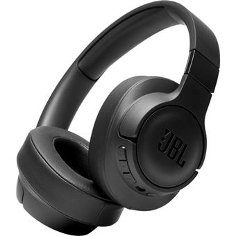Auscultadores Bluetooth JBL Tune 750BTNC - Preto