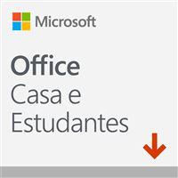 Microsoft Office  Casa e Estudantes - ESD