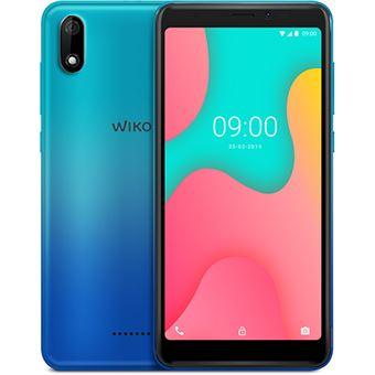 Smartphone Wiko Y60 - 16GB - Gradient Bleen