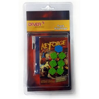 PAPack KeyForge: Call of the Archons + Sleeves + Tokens