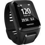 Relógio TomTom Spark 3 GPS + Cardio L - Preto