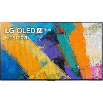 Smart TV LG OLED UHD 4K 55GX 140cm