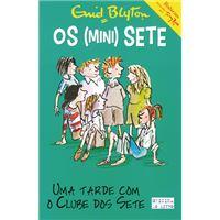 Os Mini Sete - Livro 3: Uma Tarde com o Clube dos Sete