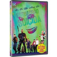 Esquadrão Suicida - Edição Especial 2 Discos (DVD)