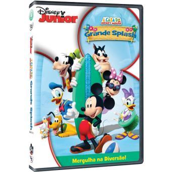 A Casa do Mickey Mouse: Grande Splash