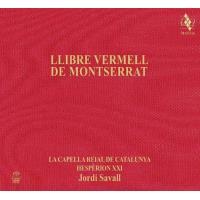 Llibre Vermell de Montserrat (SACD+DVD)