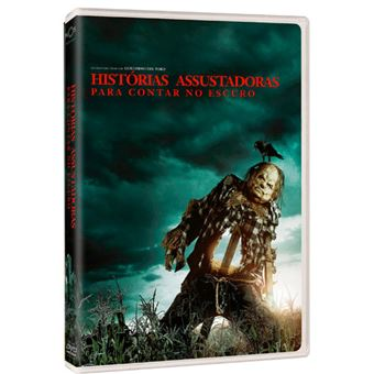 Histórias Assustadoras para Contar no Escuro - DVD