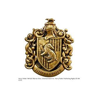 Brasão Hufflepuff - Harry Potter