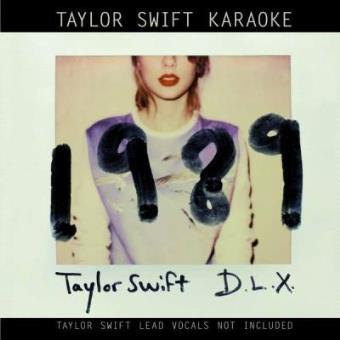 Taylor Swift Karaoke: 1989 (Deluxe Edtion CD+DVD)