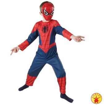 Disfarce Ultimate Spiderman Musculoso - Tamanho L