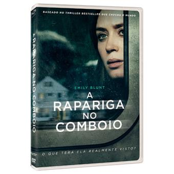 A Rapariga no Comboio (DVD)