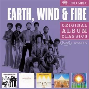 Earth, Wind & Fire: Original Album Classics - 5CD